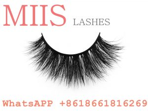 Best selling 3d real mink blink