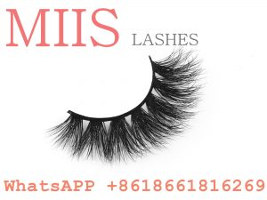 mink 3d eyelashes factory