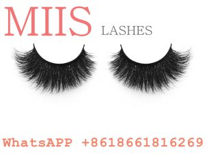 new design private label mink eyelash