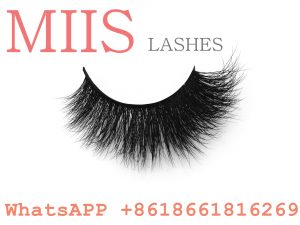 customized mink lashes