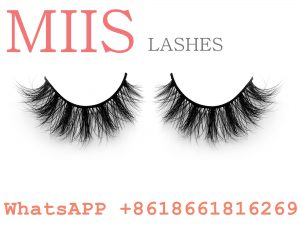 own brand invisable lashes