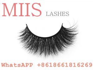 wholesale customized mink 3d lashes