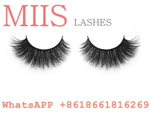 high quality silk 3d lashes